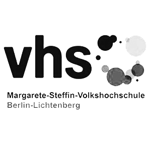 Logo der VHS Lichtenberg
