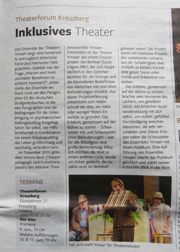 Bild der Berliner Morgenpost