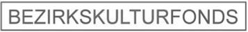Bezirkskulturfonds Logo