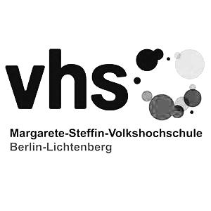 Logo der Margarete-Steffin-Volkshochschule Berlin-Lichtenberg