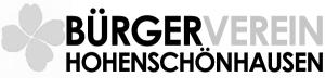 Logo des Bürgervereins Hohenschönhausen